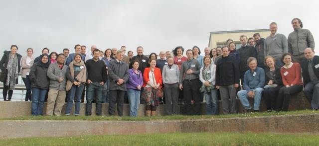 Over 70 marine scientists attended the Research Vessel Users Conference at the Marine Institute