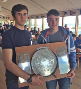 Croasdell & Farrell Finish On Top In Lough Ree 1-2 At Mirror Southerns