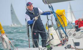 Olympic helmsman Mark Mansfield is the new J Boats & Grand Soleil Agent for Ireland
