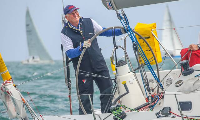 Olympian Mark Mansfield Appointed J Boats & Grand Soleil Agent for Ireland