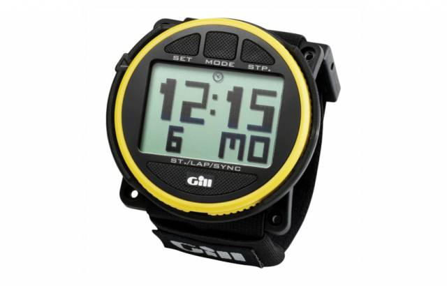 Gill Marine's Regatta Race Timer is now only €69.95 in CH Marine's October specials
