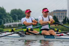 O'Donovans Secure Second Olympic Rowing Final Place for Ireland