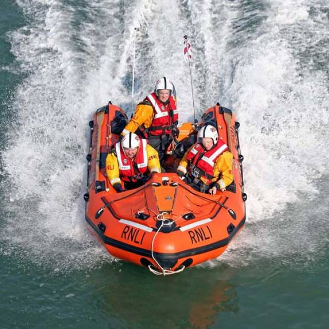 Man Saved By Wexford RNLI After 'Hours' Clinging To Quay Wall