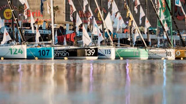 Record Skipper Numbers For Transat Jacques Vabre With Seven Months To Start