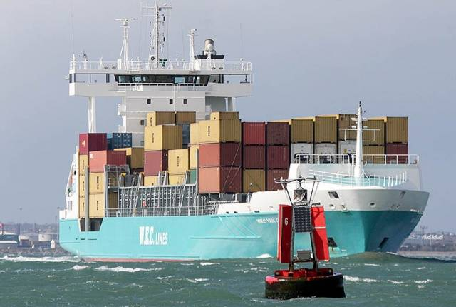 Dublin Port's volumes have increased by 25% in just four years