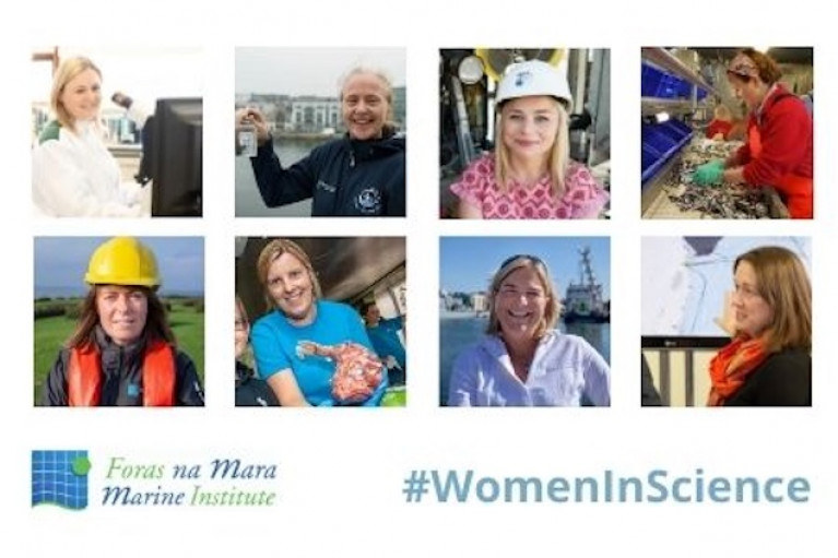 Marine Institute Celebrates Women in Science