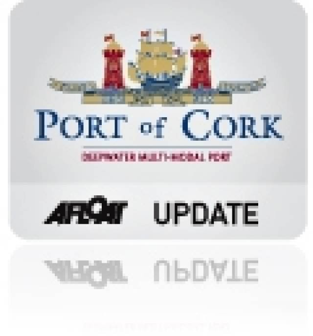 Port of Cork Appoints New Chairman, John Mullins