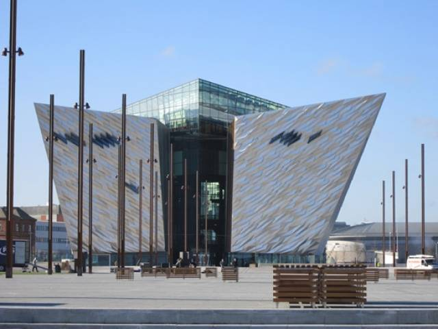 Profits Fall As Revenue Rises At Titanic Belfast