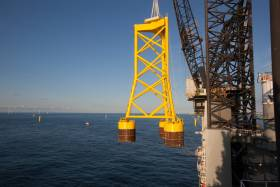 New contract for H&W in offshore renewables sector secures 80 jobs
