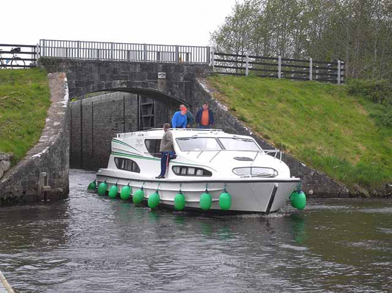 Shannon-Erne Waterway: Roadmap for Re-Opening of the Locks