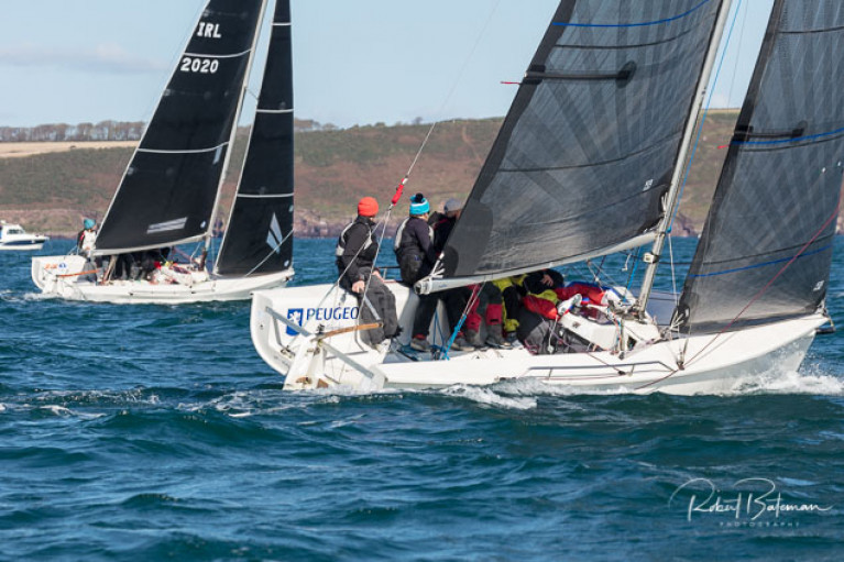 1720 European Championships Planned for Waterford Harbour Sailing Club in 2021