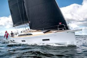 X-Yachts' New X4° Put Through Its Paces In First Sea Trials