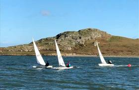 Wind Shifts Pay Dividends at Howth Yacht Club Laser Dinghy League (Video Here!)