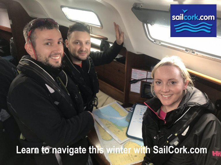 SailCork Navigation Courses Are Moving Online This Autumn & Winter
