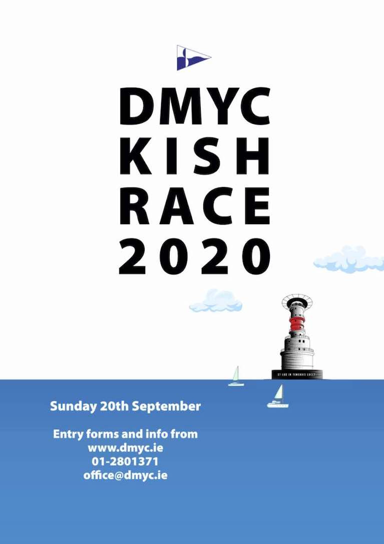 DMYC Prepares for Annual Kish Race on September 20