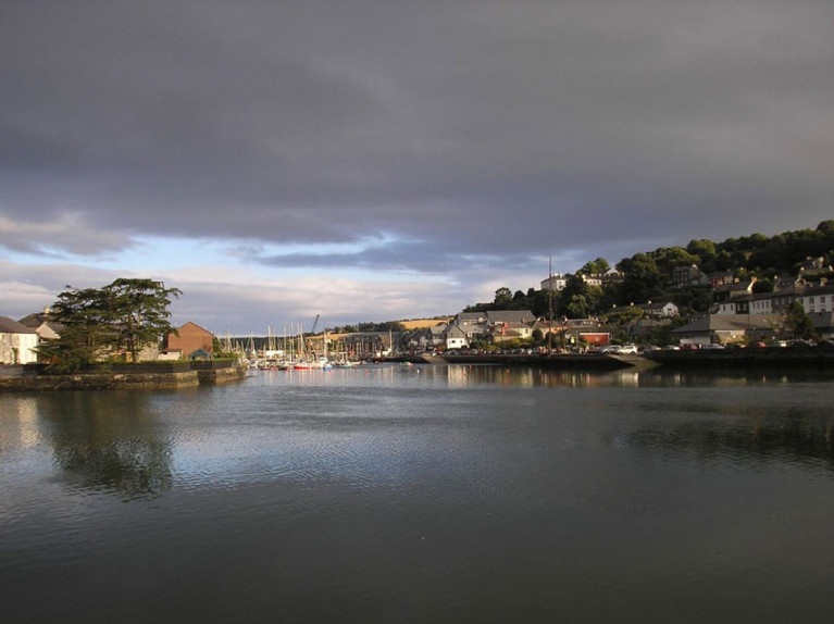 Kinsale Harbour is one of 58 harbours and slipways that will benefit from the new package for local authority works