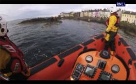 Bangor Lifeboat Rescues Boys Trapped On Rocks
