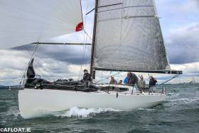 Rockabill VI (Paul O'Higgins) is the ICRA Class Zero Champion after a three race coastal series at the Royal St. George Yacht Club