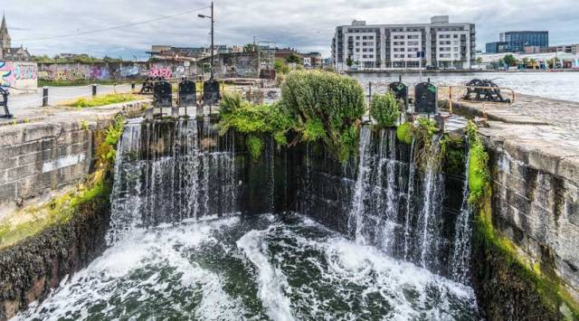Waterways Ireland Plans Replacement Of Sea Lock At Grand Canal Dock
