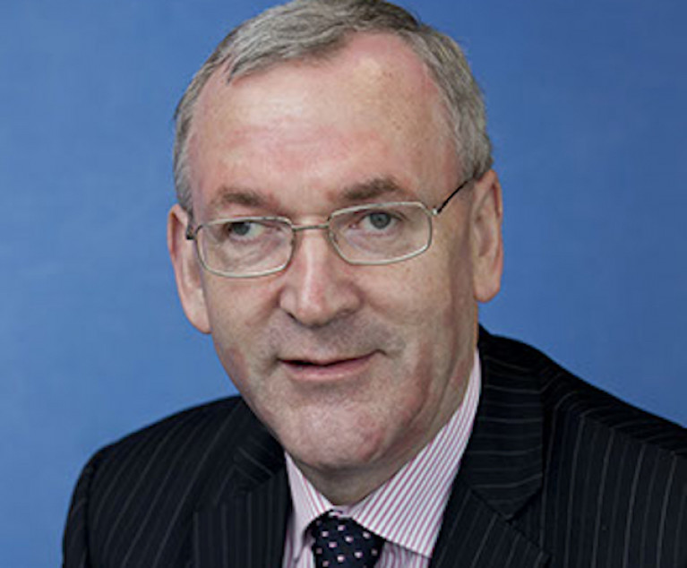 Killybegs Fishermen's Organisation (KFO) chief executive Sean O'Donoghue