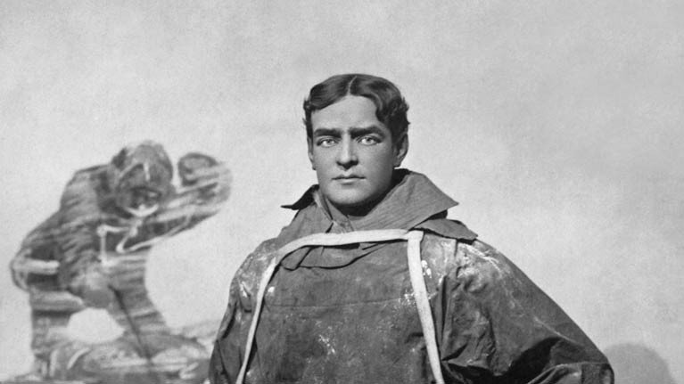 """We Are All on a Metaphorical Ice Floe..."" Co Kildare Museum Releases Podcasts on Shackleton to Boost Morale"