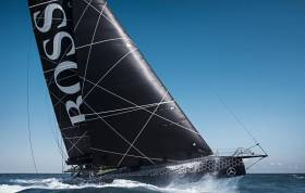 Vendee Globe's Alex Thomson Sails past the Most Remote Place on Earth