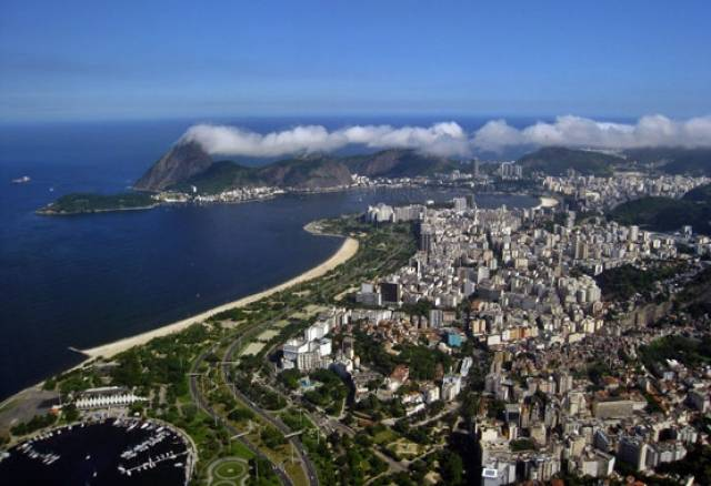 Crime against Olympic sailors has raised security fears in Brazil's second largest city