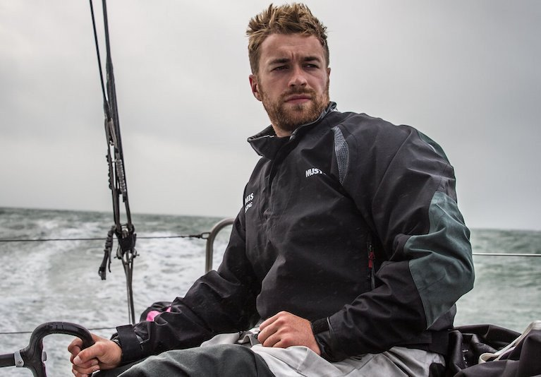 RYA High Performance coach Andrew (Hammy) Baker has been elected President of the Irish Flying Fifteen Class
