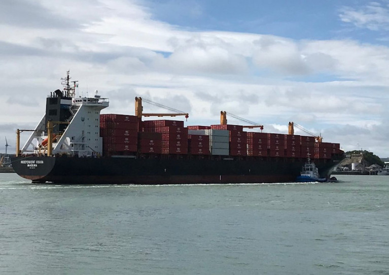 Direct Cargo Service To US East Coast Commences From Port Of Cork