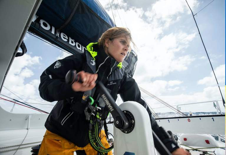 A record of six women is included on the 33 skipper roster for the Vendée Globe 2020