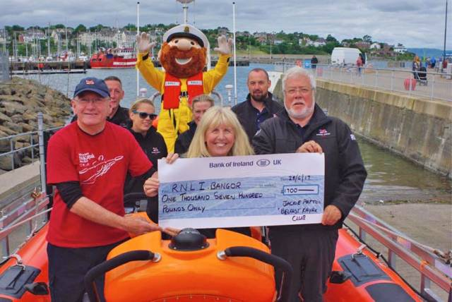 Fifth Bangor Bay Sea Kayak Race Raises Funds For Local Lifeboat