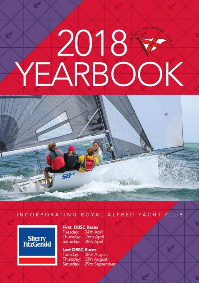 Dublin Bay Sailing Club's latest 48-page yearbook is the visible face of a significant part of Irish sailing's organisational infrastructure