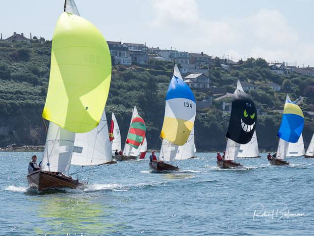 Mermaids racing for National Championship honours in Cork Harbour. Scroll down for photo gallery