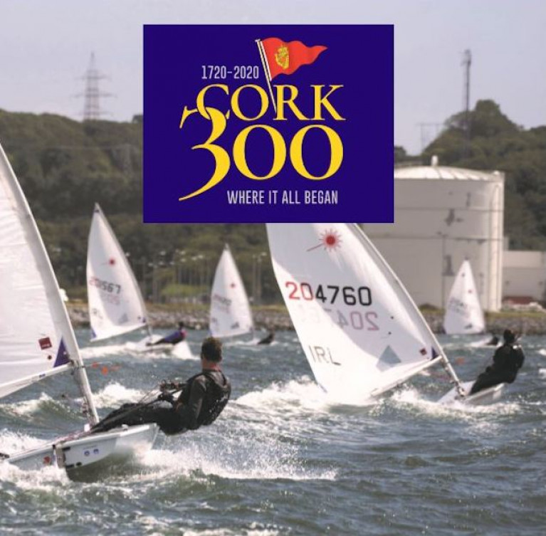 Storm Ellen & COVID Combine to Cancel Cork Harbour Laser National Championships This Week