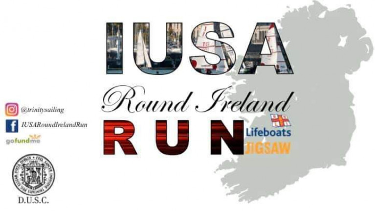 Trinity Sailing Club's Round-Ireland Run in Aid of the RNLI & Jigsaw