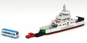 Today is the final day to vote for a southern Scottish ferry serving on the Forth of CLyde to be produced in Lego!