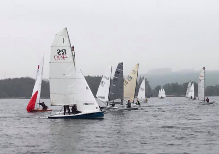 New Grassroots Movement For Dinghy Sailing In Scotland