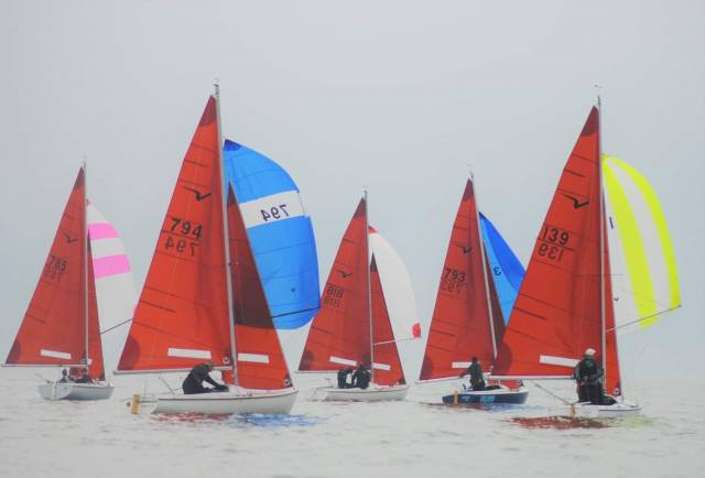 Patterson & Nolan Win 50th Anniversary Squib Irish National Championships