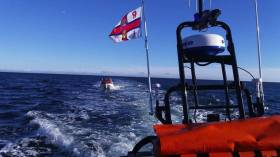 Red Bay Lifeboat Rescues Three Off Glenarm