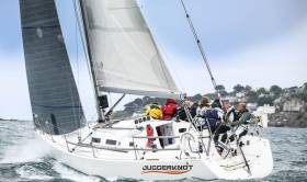 Andrew Alego's J109 'Juggerknot' from the Royal Irish Yacht Club in Dun Laoghaire will race as RNLI Baltimore with Olympian Peter O'Leary on board for the 2018 Beaufort Cup