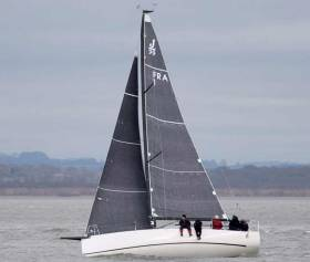 Andrew Algeo's new J99 Juggerknot 2 will debut at Spi-Ouest, La Trinité Sur Mer this Easter