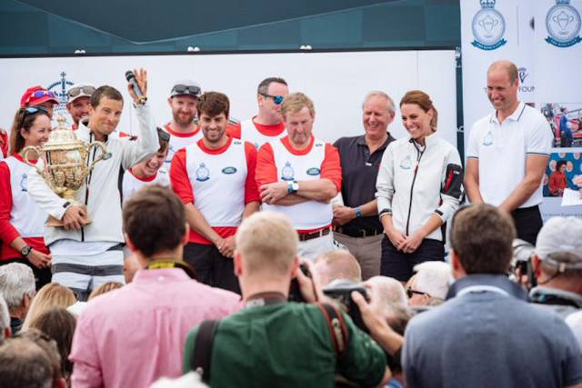 Former Taoiseach Enda Kenny On Winning Crew In Royal Regatta