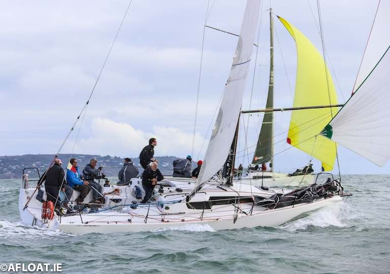 Royal Irish's Rockabill VI Crew are Viking Marine 2020 ISORA Coastal Series Champions