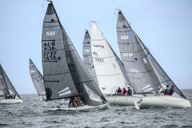 Dublin Bay SB20s will race this Sunday and not Saturday as part of changes to the DBSC Green Fleet owing to the conclusion of the Laser Masters World Championships on the same race track