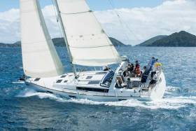 3Di NORDAC is a familiar-looking white sail, boasting stronger, smoother, longer lasting shape, and priced to compete within the cruising market.
