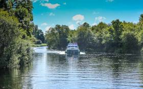 River Shannon Cruising can be slow or fast–paced as we discovered in a three day adventure in Leitrim and North Roscommon