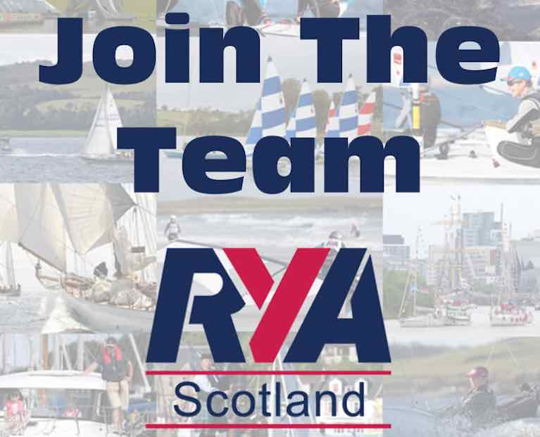 RYA Scotland Seeks Sailing Development Officers