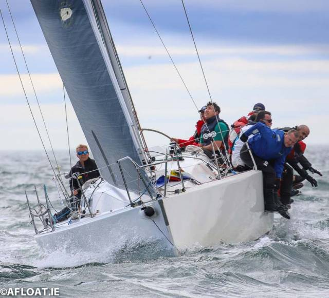 Joker II Successfully Defends IRC One at Volvo Dun Laoghaire Regatta