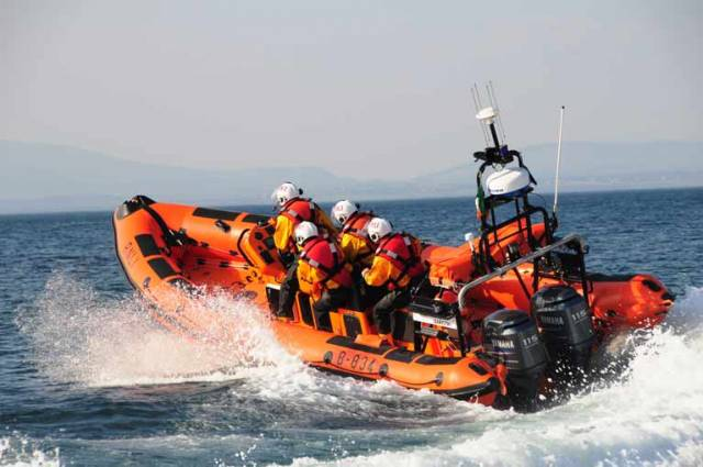 Bundoran RNLI was called by Malin Head Coast Guard