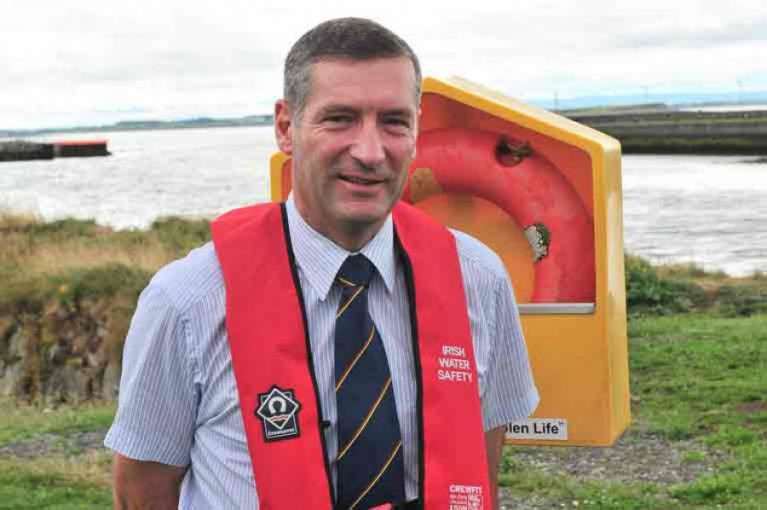 John Leech of Water Safety Ireland